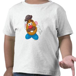 Sr. Potato Head Tipping Hat Camisetas