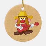Sr. Potato Head - vaquero Adorno Para Reyes