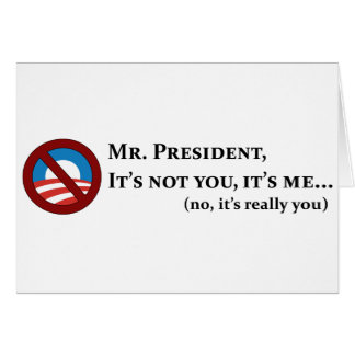 Sr. presidente, no es usted, él es yo… tarjetón