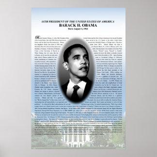 Sr. presidente póster