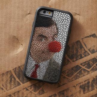Sr. RED NOSE/buenas fiestas caso del iPhone 6/Plus Funda Tough Xtreme iPhone 6