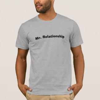 Sr. Relationship T-Shirt Playera