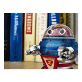 Sr. Robot Postales