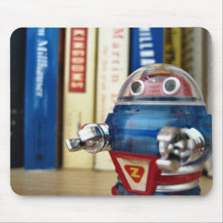 Sr. Robot Tapetes De Ratón
