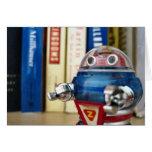 Sr. Robot Tarjeta Pequeña