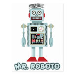 Sr. Roboto Postal