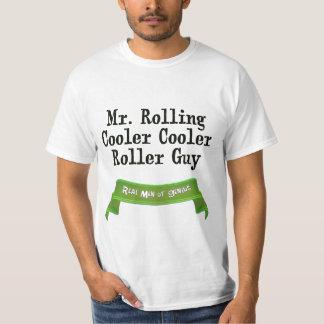 Sr. Rolling Cooler Camisas
