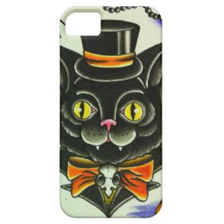 Sr. Scary Cat iPhone 5 Funda