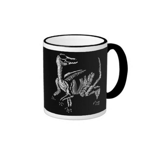 Sr. Segnosaurus Tazas De Café