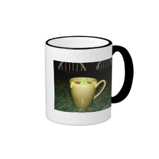 Sr. señor taza de dos colores