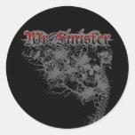 Sr. Sinister Sticker Pegatinas