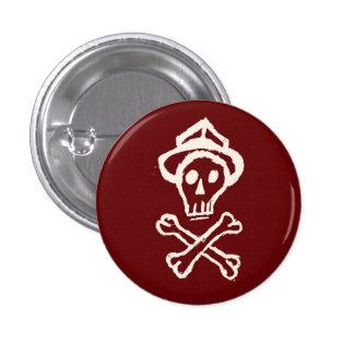 Sr. Skullington - Bloody rojo Pins