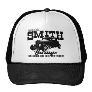 Sr. Smith Hot-Rod Garage de Mrs.& Gorro