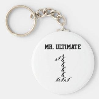 Sr./Srta. Ultimate Llavero Personalizado