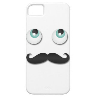 Sr. stache iPhone 5 protector