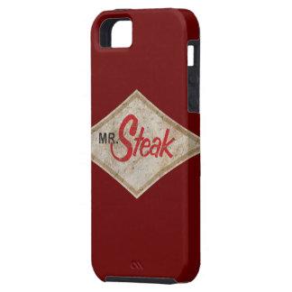 Sr. Steak iPhone 5 Funda