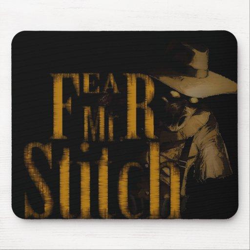 Sr. Stitch Mousepad Tapetes De Raton