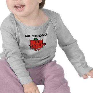 Sr. Strong Classic 1 Camisetas