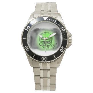 Sr_. Stylische Reloj de pulsera con móvil