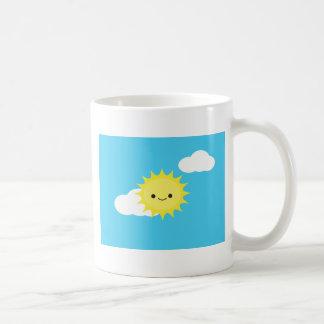 Sr. Sun Taza De Café