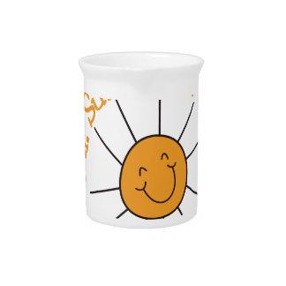 Sr. Sunshine Jarra De Beber