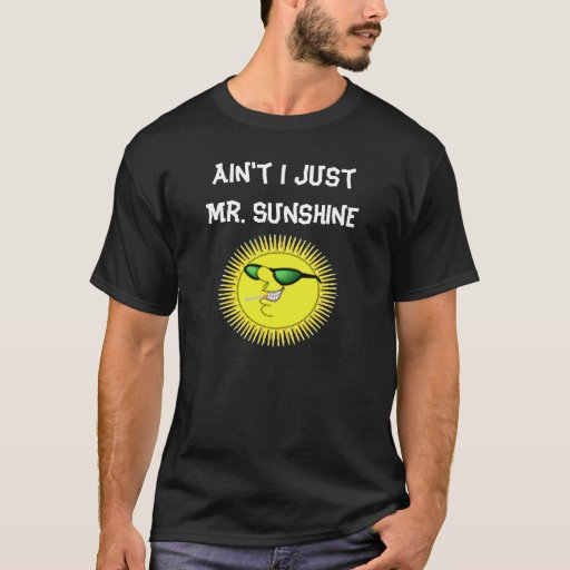 Sr. Sunshine Playera