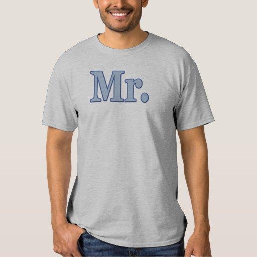 Sr. T-shirt Playeras