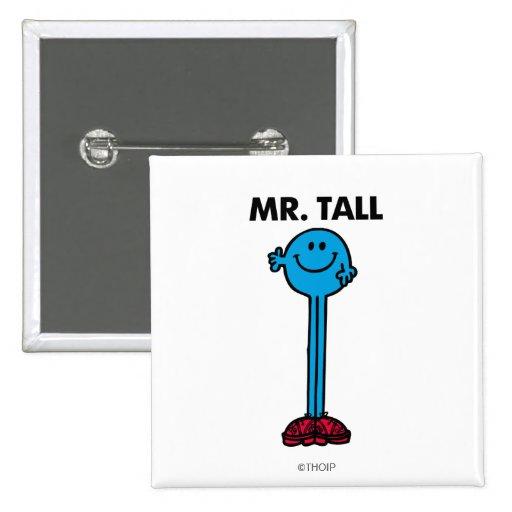 Sr. Tall Classic Pins