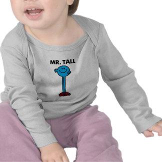 Sr. Tall Classic Camiseta