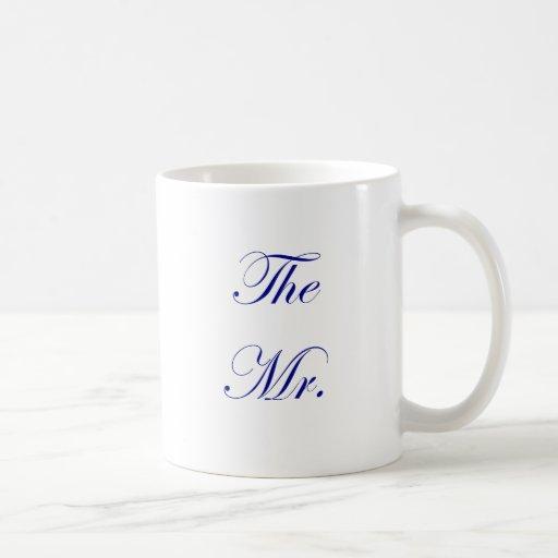 Sr. Taza De Café