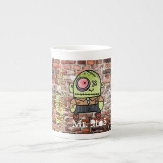 Sr taza de café de 9to5 taza de china