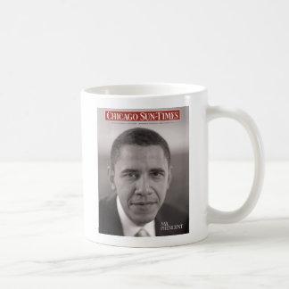 Sr. taza de presidente Obama