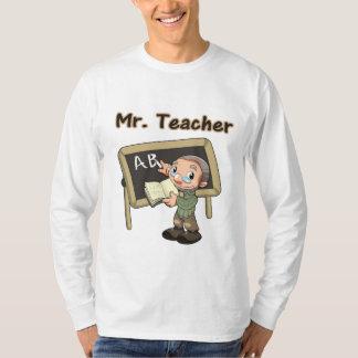 Sr. Teacher Remera