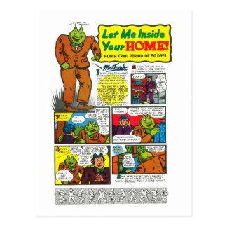 ¡Sr. Toad cambiará su vida! Tarjetas Postales