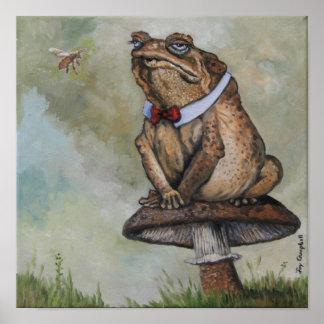 Sr. Toad Póster