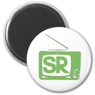 SR TV Magnet - Green