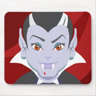 Sr. Vampire Tapetes De Ratón
