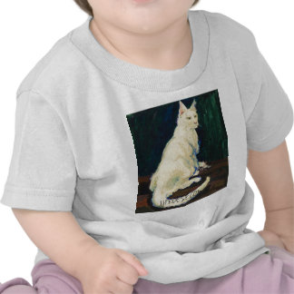 Sr. White - Nemeir el gato Camisetas