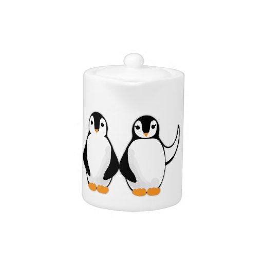 Sr. y señora Penguin Design