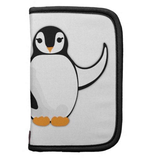 Sr. y señora Penguin Design Organizador