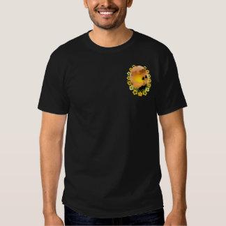 Sr. y señora personalizados Honeymoon Shirt Camisas