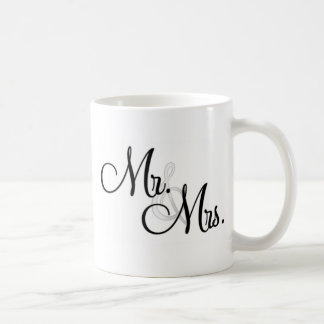 Sr. y señora Unique Items Tazas