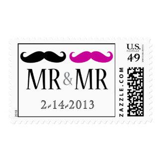 SR. y SR. reserva los sellos de la fecha