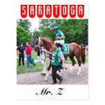 Sr. Z en las 100as participaciones de Sanford Postales