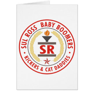 SRBaby Boomer 2007 Card
