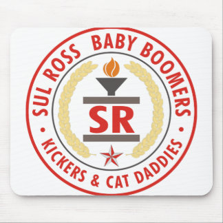SRBaby Boomer Seal 2007 Mouse Pad