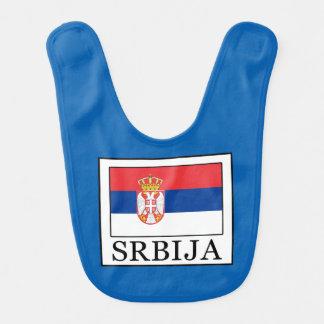 Srbija Baby Bib
