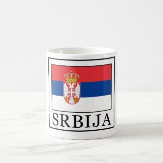 Srbija Coffee Mug