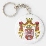 Srbija Grb / Serbian Coat of Arms Keychain