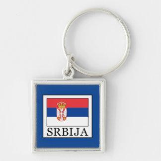 Srbija Keychain